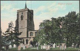 Watford Church, Hertfordshire, C.1905-10 - Valentine's Postcard - Hertfordshire
