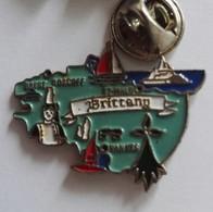 Pin's Bretagne - Autres
