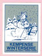 Sticker - Kempense Winterserie Leopoldsburg-Mol-Overpelt-Turnhout-Genebos - Autocollants