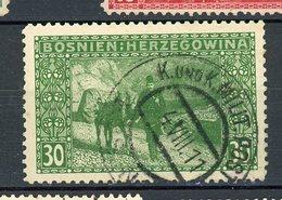 BOSNIE HERZEGOVINE DIVERS N° Yvert 37 Obli. - Bosnie-Herzegovine