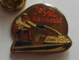 Pin's Jet Ski Kawasaki - Autres