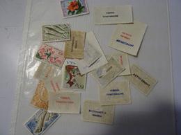 TIMBRES MONDE Avec Publicité VIBEROL  TYROTHRICINE Ou Autre - Stamps