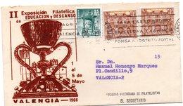 Carta Circulada De 1971 - 1931-Hoy: 2ª República - ... Juan Carlos I