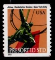 USA Precancel Vorausentwertung Preo, N°3770 6 O - Etats-Unis
