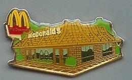 @@ Pin's Restaurant Mac Donald's (2.3x3.8) @@md12 - McDonald's
