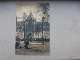Anvers - Antwerpen - Trabsept De La Cathedrale - 1905 - Antwerpen
