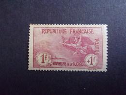 FRANCE YVERT 154 NEUF* 500 EURO - France