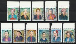 Laos 2002 1802 – 1812 Postfrisch - Laos