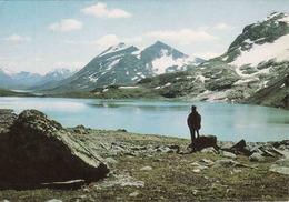 Norway, Langvatnet, Jotunheimen, Unused - Norvège