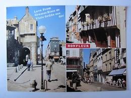 FRANCE - CALVADOS - HONFLEUR - Vues - Honfleur
