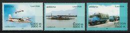 Laos 2007 2041 – 2043 Postfrisch - Laos