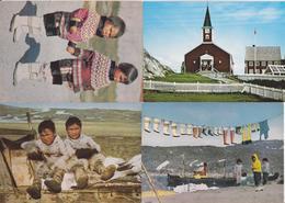 Groenland - Greenland - Gronland - Annaasisup Oqaluffia, Nuuk - Frelserkirken - Greenland