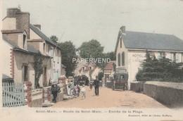 44  Loire Atlantique Saint-Marc Entree De La Plage  Fr242 - Autres Communes