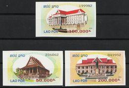 Laos 2010 2154 – 2156 Postfrisch - Laos