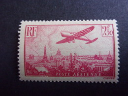 FRANCE YVERT POSTE AÉRIENNE 11 NEUF** 50 EURO - 1927-1959 Nuevos