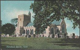 St George's Church, Benenden, Kent, C.1905-10 - Christian Novels Postcard - England
