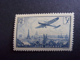 FRANCE YVERT POSTE AÉRIENNE 12 NEUF** 45 EURO - 1927-1959 Nuevos