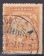 Messico, 1926 - 8c Benito Juàrez - Nr.666 Usato° - Messico