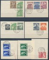 D. Reich Nr. 571-761 Briefstücke (Michel 29,- €) - Deutschland