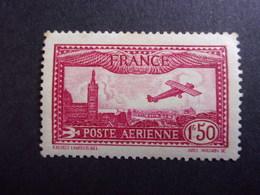 FRANCE YVERT POSTE AÉRIENNE 5 NEUF** 47 EURO - 1927-1959 Nuevos