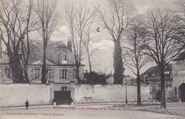 PITHIVIERS - Le Château Et Le Palais De Justice - Pithiviers