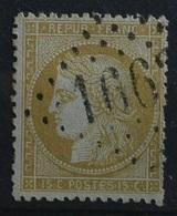 Francia Ceres O (76/2 - 1849-1850 Ceres