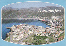 Norway, Hammerfest, Used 1989 - Norvège