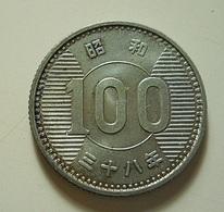 Japan 100 Yen 1963 Silver - Japan
