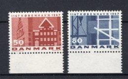 DENEMARKEN Yt. 460/461 MNH** 1967 - Danemark