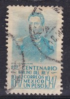 Messico, 1947 - 1p Gen. Lucas Balderas - Nr.835 Usato° - Messico