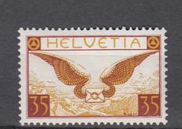 PA  1933/37  N° 14z - 15z   NEUFS*    COTE 129.00 FRS    CATALOGUE ZUMSTEIN - Neufs