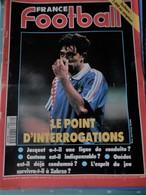 France Football N° 2531 Du 11 Octobre 1994 SOCHAUX - JACQUET - CANTONA - OUEDEC - Sport