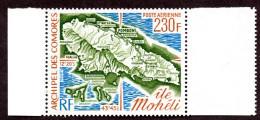 Comores PA N°67 N** LUxe Cote 13 Euros !!! - Comores (1950-1975)