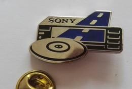 Pin's  Logo Sony   EGF - Autres