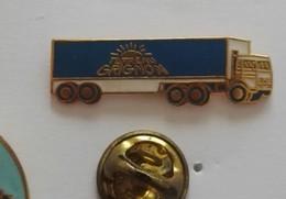Pin's  Camion Transport  EGF - Autres