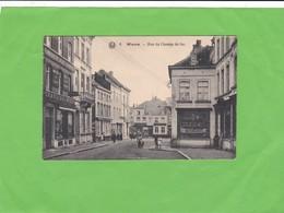 WAVRE  -  Rue Du Chemin De Fer - Wavre