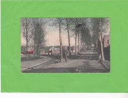 WAVRE  -  Avenue Du Cimetière - Wavre