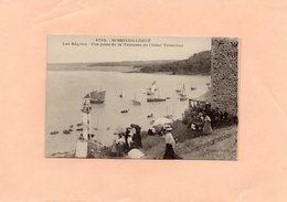 Carte Postale - ST BRIEUC LEGUE - D22 - Les Régates - Vue Prise De La Terrasse De L'Hôtel TERMINUS - Saint-Brieuc