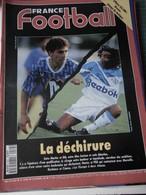 France Football N° 2535 Du 8 Novembre 1994 Affaire OM-VA - La Déchirure Entre MARTINS Et DIB Etc... - Sport