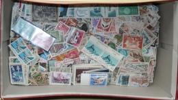 Lot Vrac De Timbres Du Monde, France Et FDC - Stamps