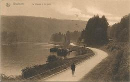 Waulsort.  La Meuse à La Gare  (SCAN VERSO) - Hastière