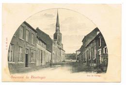 BERINGEN  Rue De College - Beringen