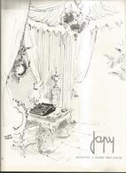 Publicité Machine à écrire Japy - Dessin Pierre Pages 1948 - Mobilier De Style, Bureau, Rideaux - Publicités