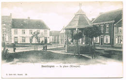 BERINGEN   La Place Kiosque - Beringen