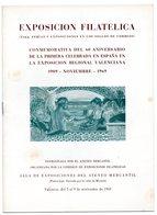 Librito Exposicion Filatelica De 1969 - España