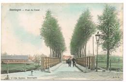 BERINGEN  Pont Du Canal - Beringen