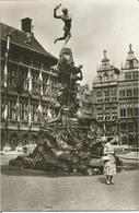 Antwerpen. Bralo  -  Anvers. Brabo  (SCAN VERSO) - Antwerpen