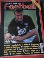 France Football N° 2525 Du 30 Août 1994 DIEGO Regrets éternels - ITALIE - ESPAGNE - JORDI - BOLI - LENS- DOS SANTOS - Sport