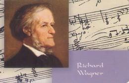 TARJETA TELEFONICA DE ALEMANIA. PD3.00 (071) RICHARD WAGNER - Música