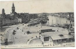 59 - DUNKERQUE VUE GENERALE DE LA VILLEBETDES BASSINS  N °13 - Dunkerque